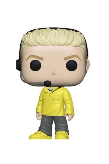 NSYNC POP! Rocks Vinyl Figure Lance Bass 9 cm