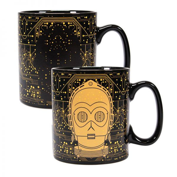 Star Wars Heat Change Mug C-3PO