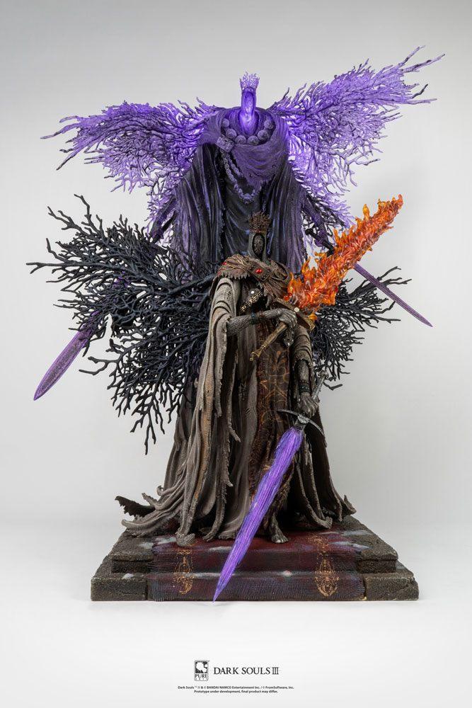 Dark Souls Statue 1/7 Pontiff Sulyvahn Deluxe Version 84 cm