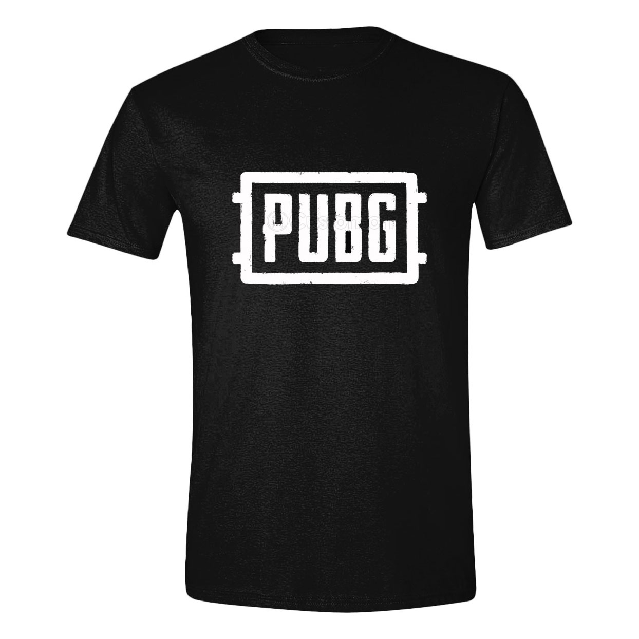 Playerunknown's Battlegrounds (PUBG) T-Shirt Game Logo Size S