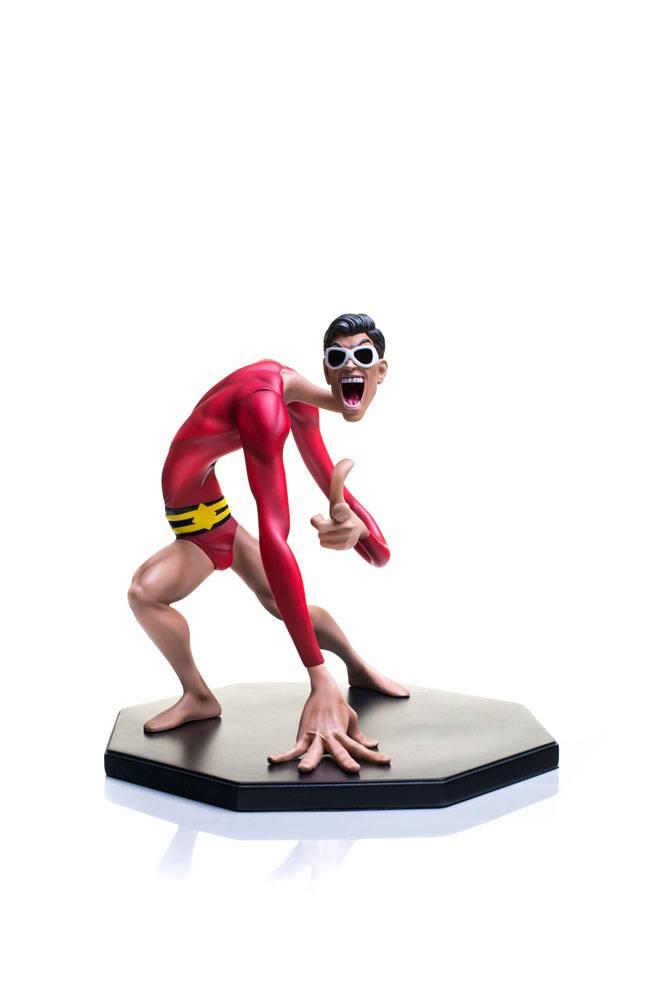 DC Comics Statue 1/10 Plastic Man by Ivan Reis 18 cm --- DAMAGED PACKAGING