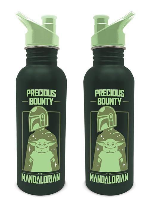 Star Wars The Mandalorian Drink Bottle Precious Bounty