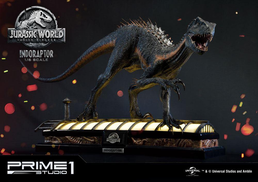 Jurassic World: Fallen Kingdom Statue 1/6 Indoraptor 101 cm