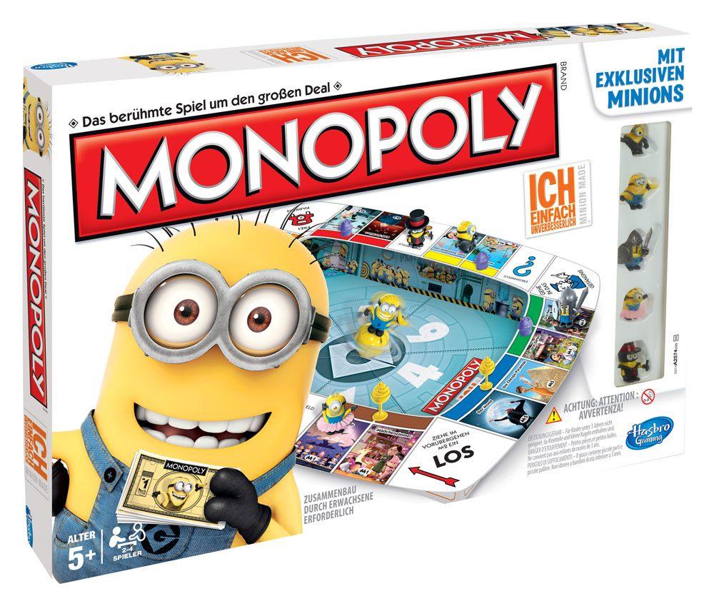 Monopoly Board Game Despicable Me *German Version*