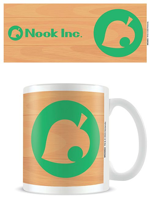 Animal Crossing Mug Nook Inc.