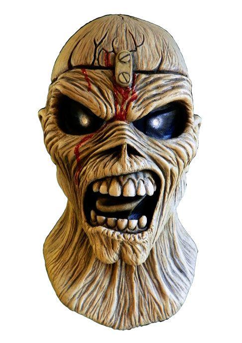 Iron Maiden Latex Mask Piece of Mind