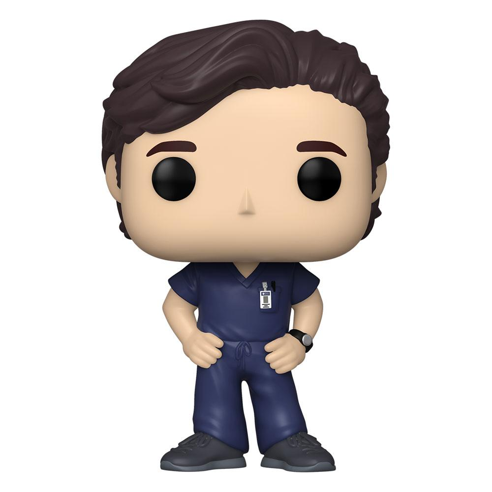 Grey's Anatomy POP! TV Vinyl Figure Derek Shepherd 9 cm