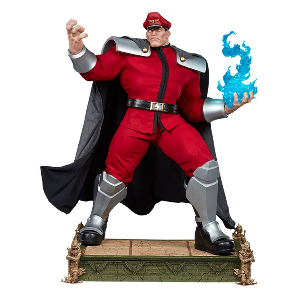 Street Fighter Statue 1/3 M. Bison Alpha 74 cm