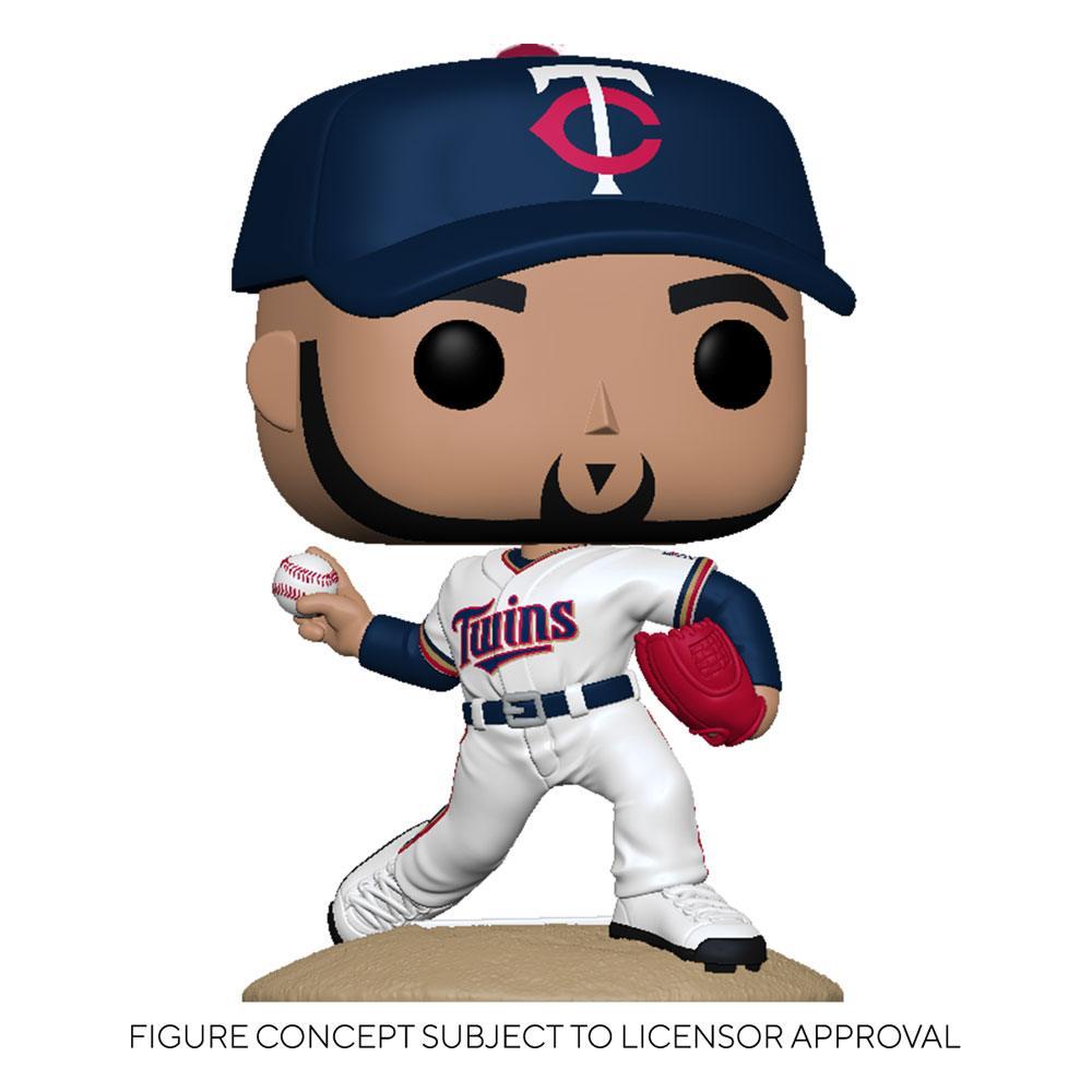 MLB POP! Sports Vinyl Figure Twins - José Berríos (Home Uniform) 9 cm