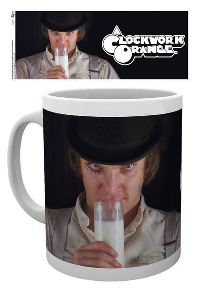 A Clockwork Orange Mug Alex Milk