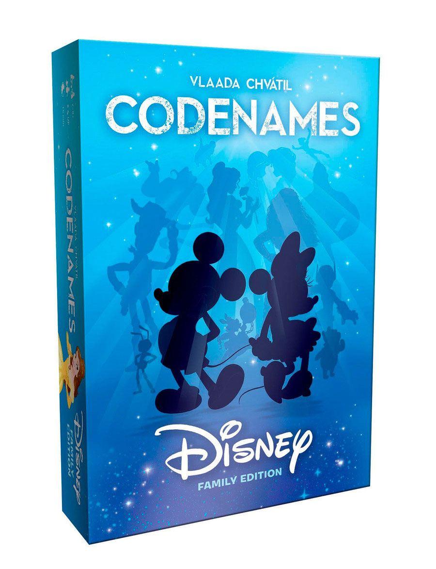 Codenames Board Game Disney Family Edition *English Version*