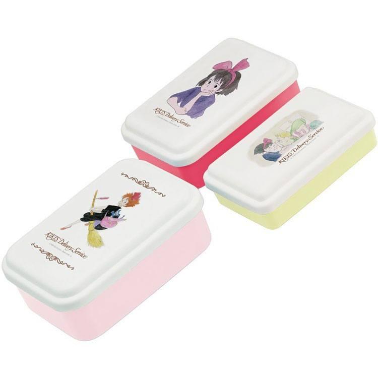 Kiki's Delivery Service Bento Box Set Kiki Aquarelle