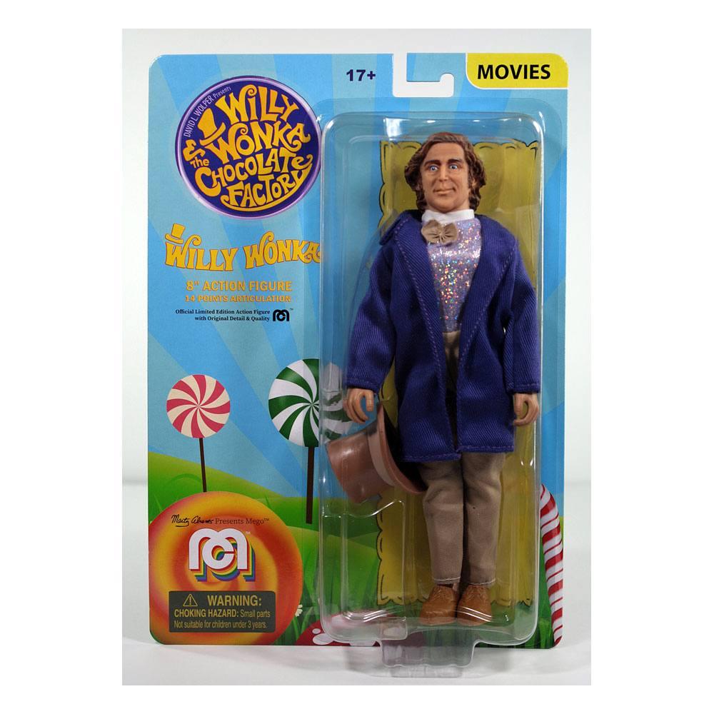 Willy Wonka & the Chocolate Factory Action Figure Willy Wonka (Gene Wilder) 20 cm