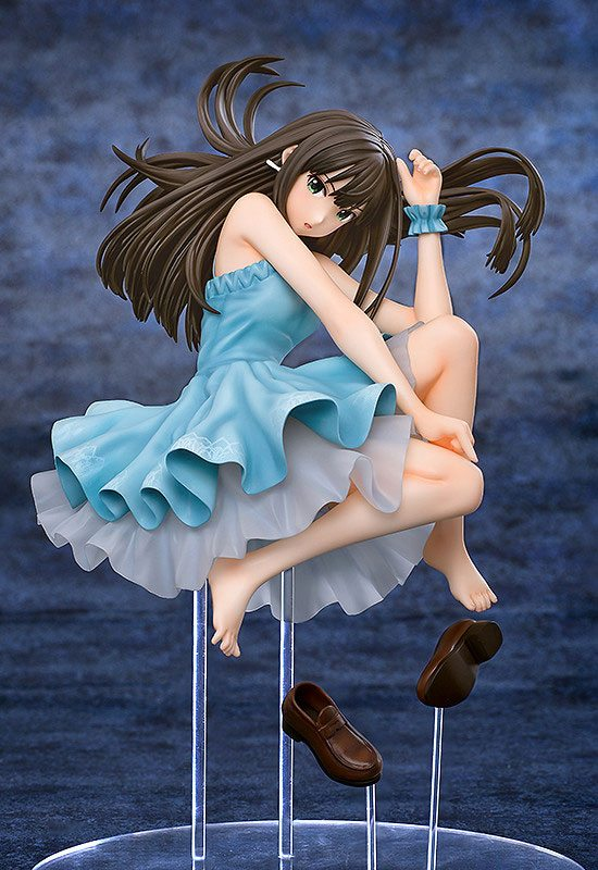 The Idolmaster Cinderella Girls PVC Statue 1/8 Rin Shibuya 22 cm --- DAMAGED PACKAGING