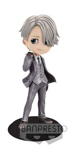 Yuri!!! on Ice Q Posket Mini Figure Victor Nikiforov B 14 cm