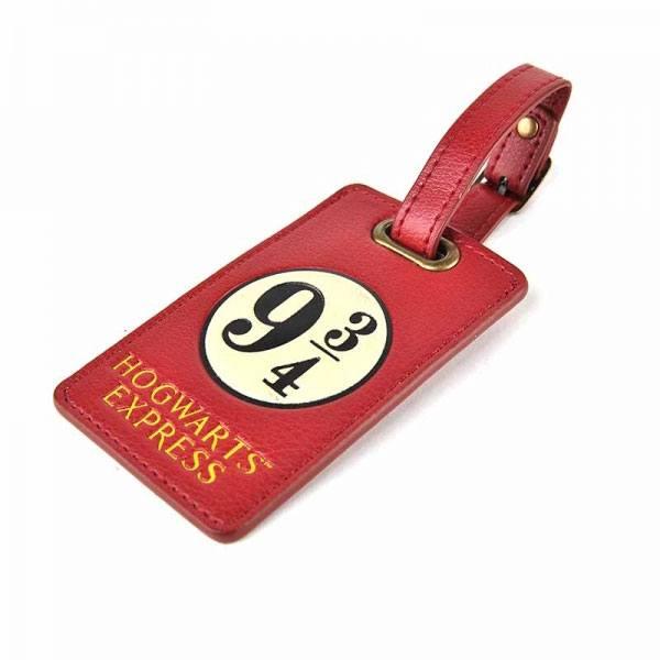 Harry Potter Luggage Tag Platform 9 3/4