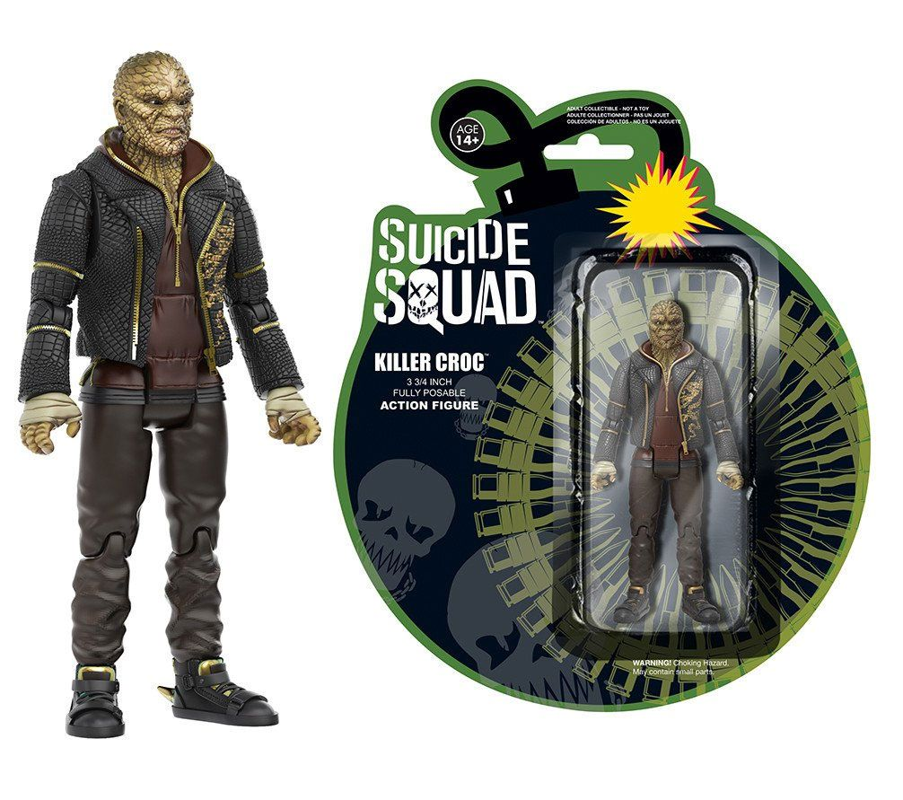 Suicide Squad Action Figure Killer Croc 12 cm