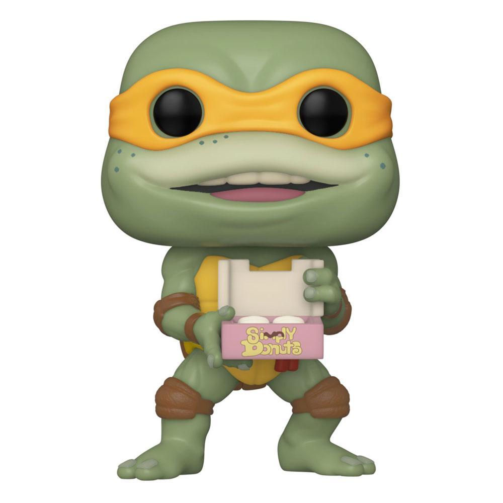 Teenage Mutant Ninja Turtles POP! Movies Vinyl Figure Michaelangelo 9 cm