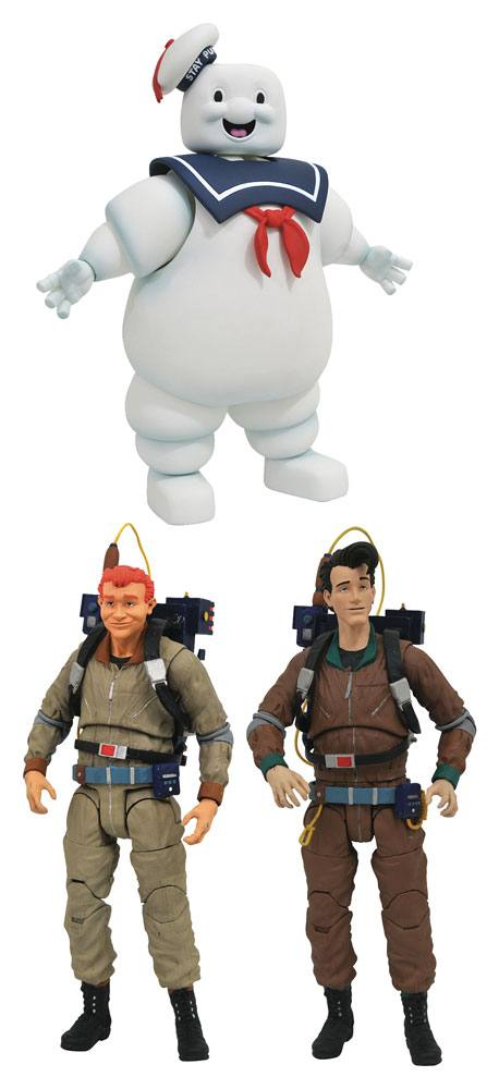 Ghostbusters Select Action Figures 18 cm Series 10 Assortment (6)