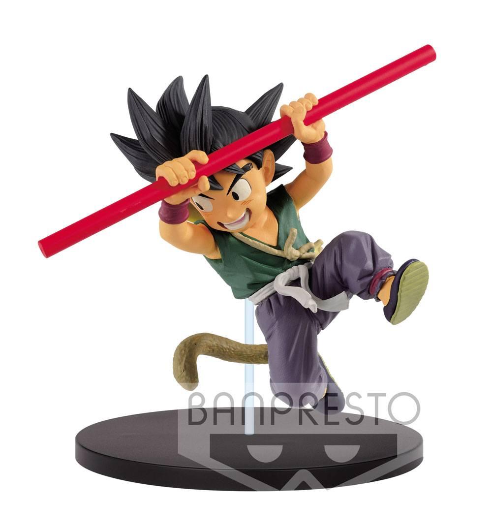 Dragonball Super Son Goku Fes Figure Son Goku 15 cm