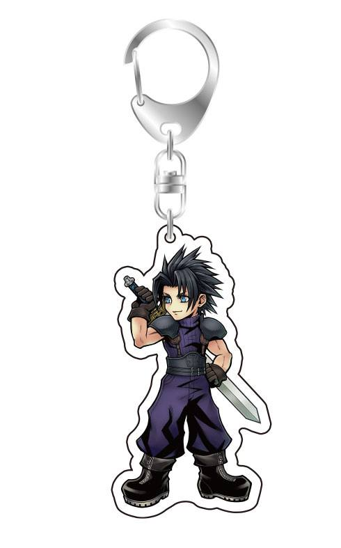 Dissidia Final Fantasy Acrylic Keychain Zack
