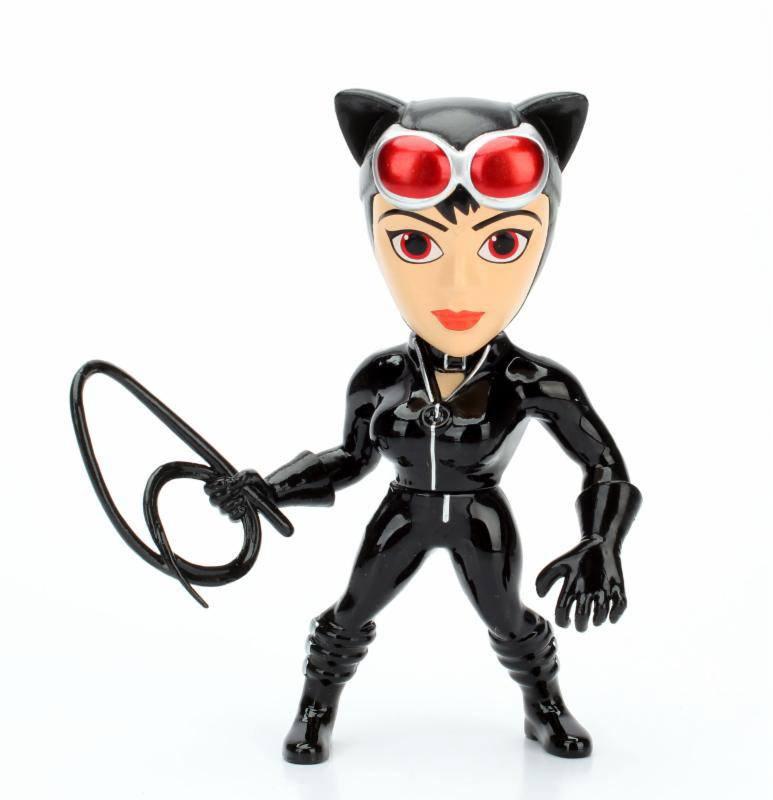 DC Comics Metals Diecast Mini Figure Catwoman 10 cm