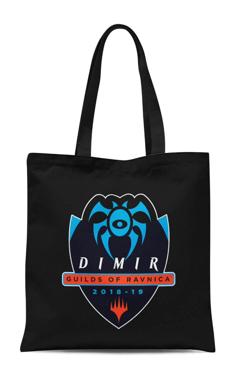 Magic the Gathering Tote Bag Dimir