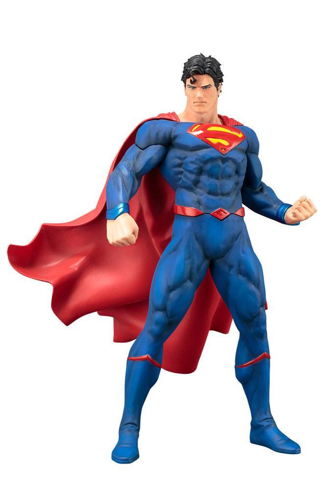 DC Comics ARTFX+ PVC Statue 1/10 Superman (Rebirth) 20 cm