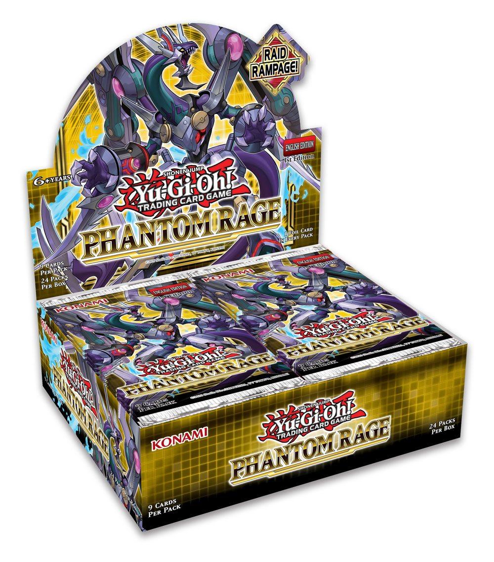 Yu-Gi-Oh! Phantom Rage Booster Display (24) *English Version*