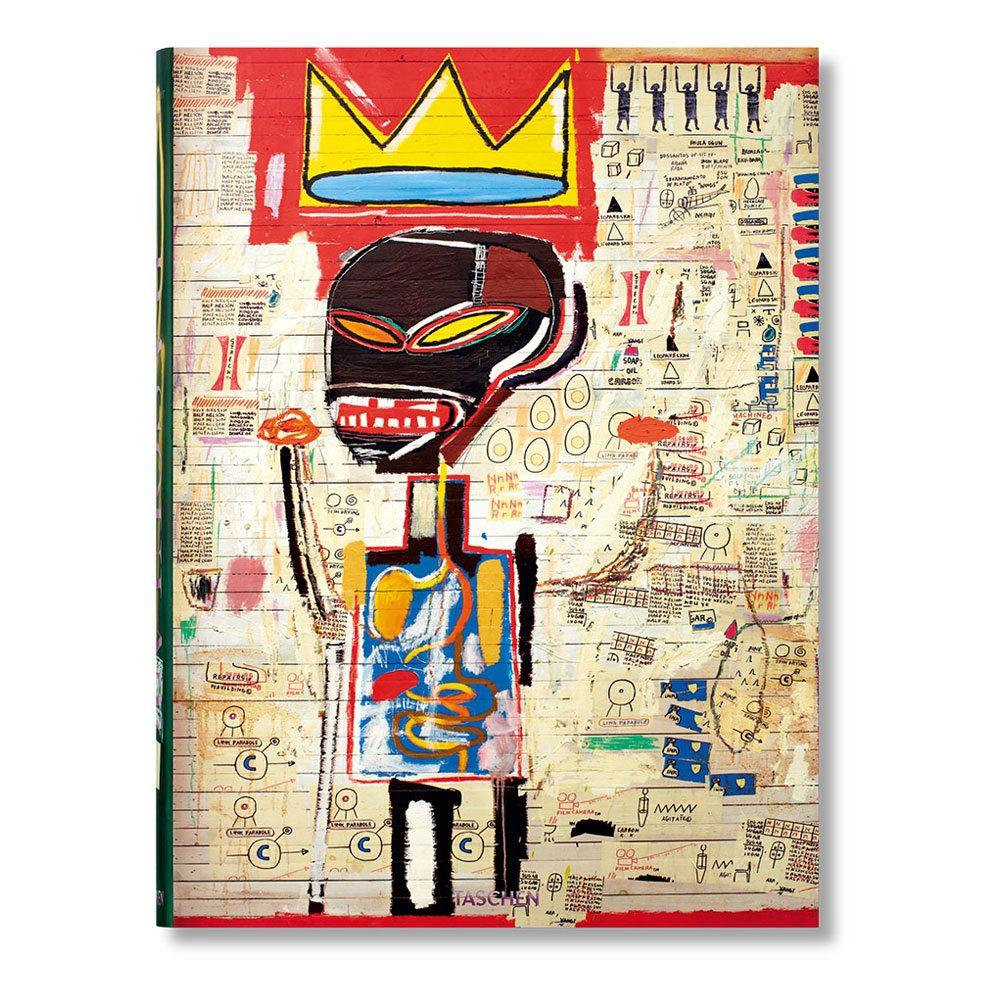 Jean-Michel Basquiat XXL Book