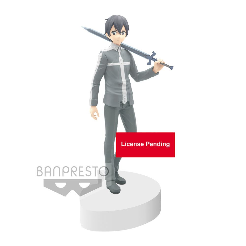 Sword Art Online Alicization EXQ Figure Kirito 23 cm