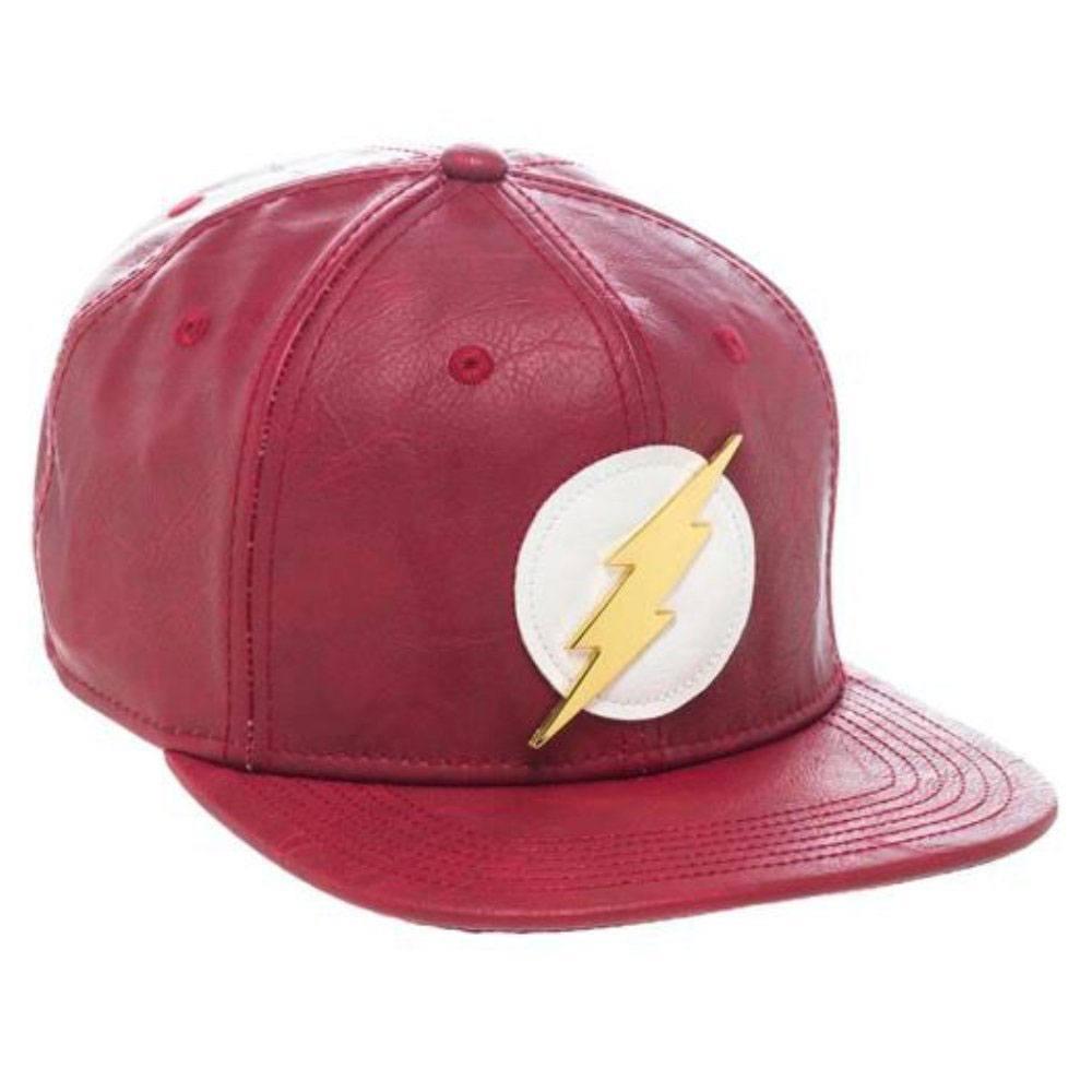 DC Comics Snap Back Cap Flash Logo