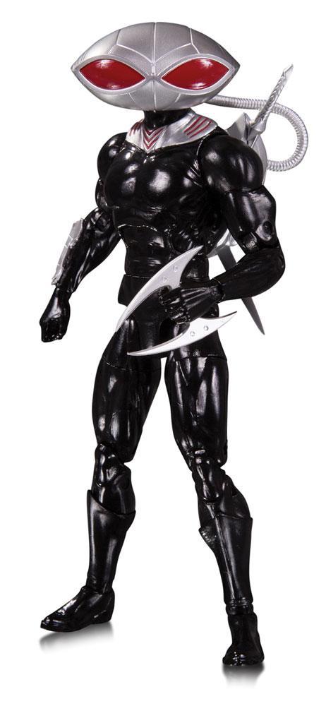 DC Essentials Action Figure Black Manta 17 cm