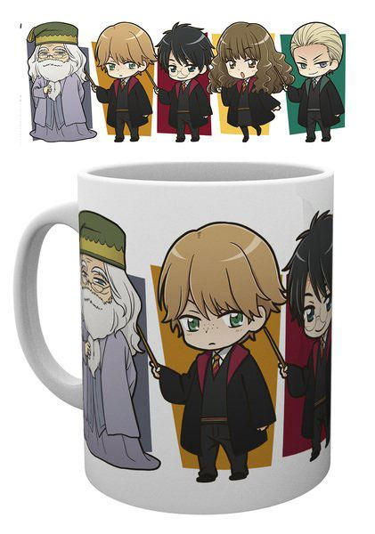 Harry Potter Mug Toon Characters