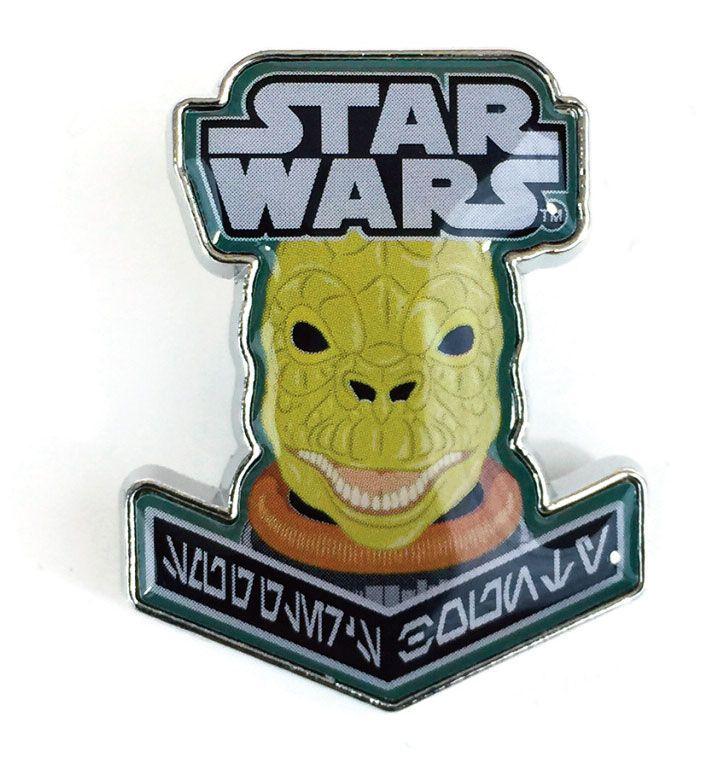 Star Wars POP! Pin Badge Bounty Hunter Bossk