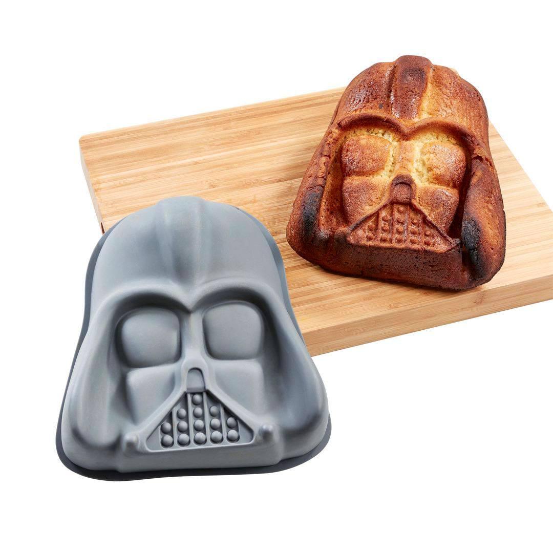 Star Wars Silicone Baking Tray Darth Vader