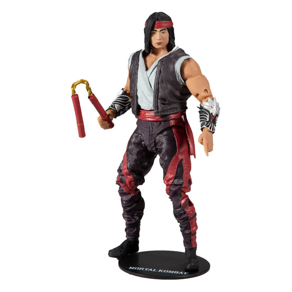 Mortal Kombat Action Figure Liu Kang 18 cm