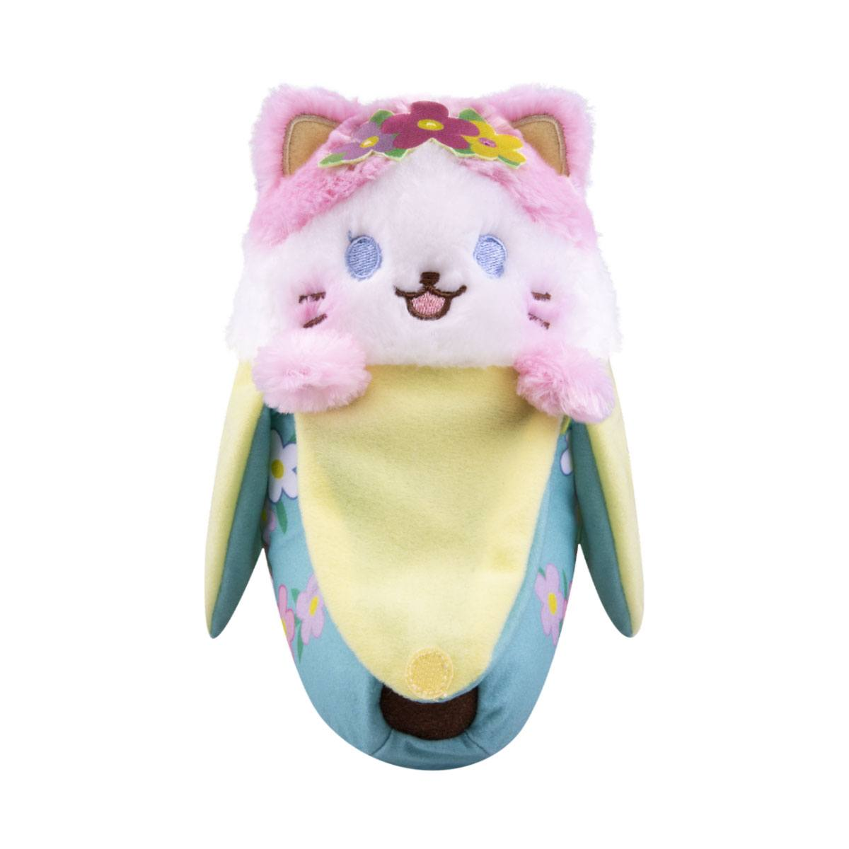 Bananya Plush Figure Flower Bananya 18 cm