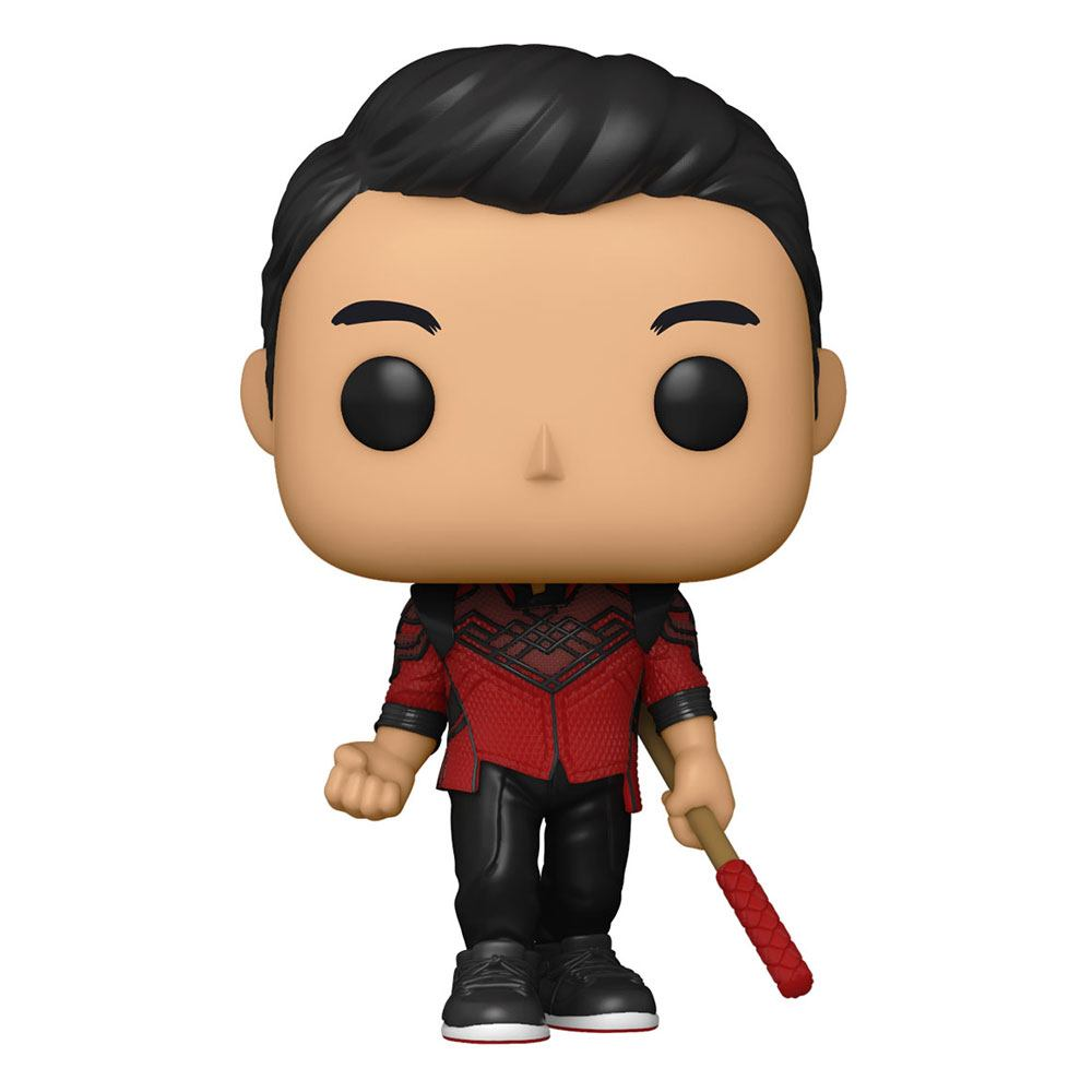 Shang-Chi and the Legend of the Ten Rings POP! Vinyl Figure Shang-Chi Pose 9 cm