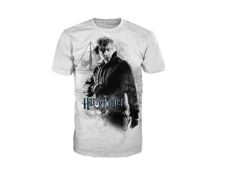 Harry Potter T-Shirt Ron Weasley Size L