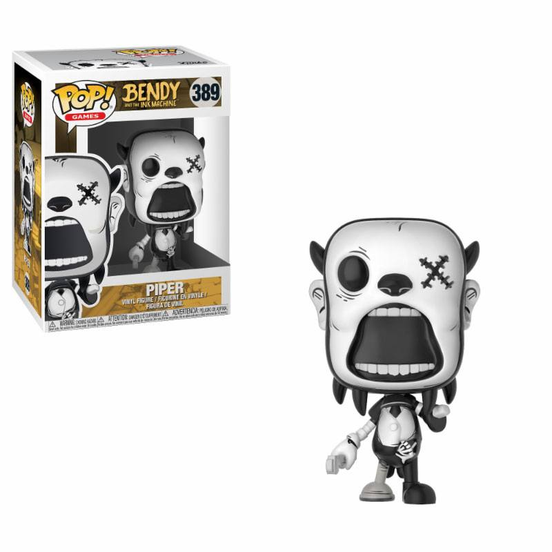 Bendy and the Ink Machine POP! Games Vinyl Figure Piper 9 cm