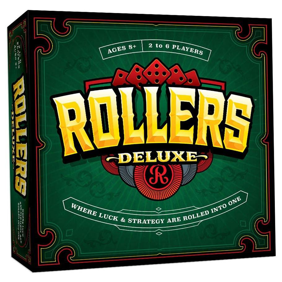 Rollers Deluxe Dice Game