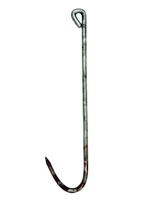 Texas Chainsaw Massacre Replica 1/1 Meat Hook 66 cm