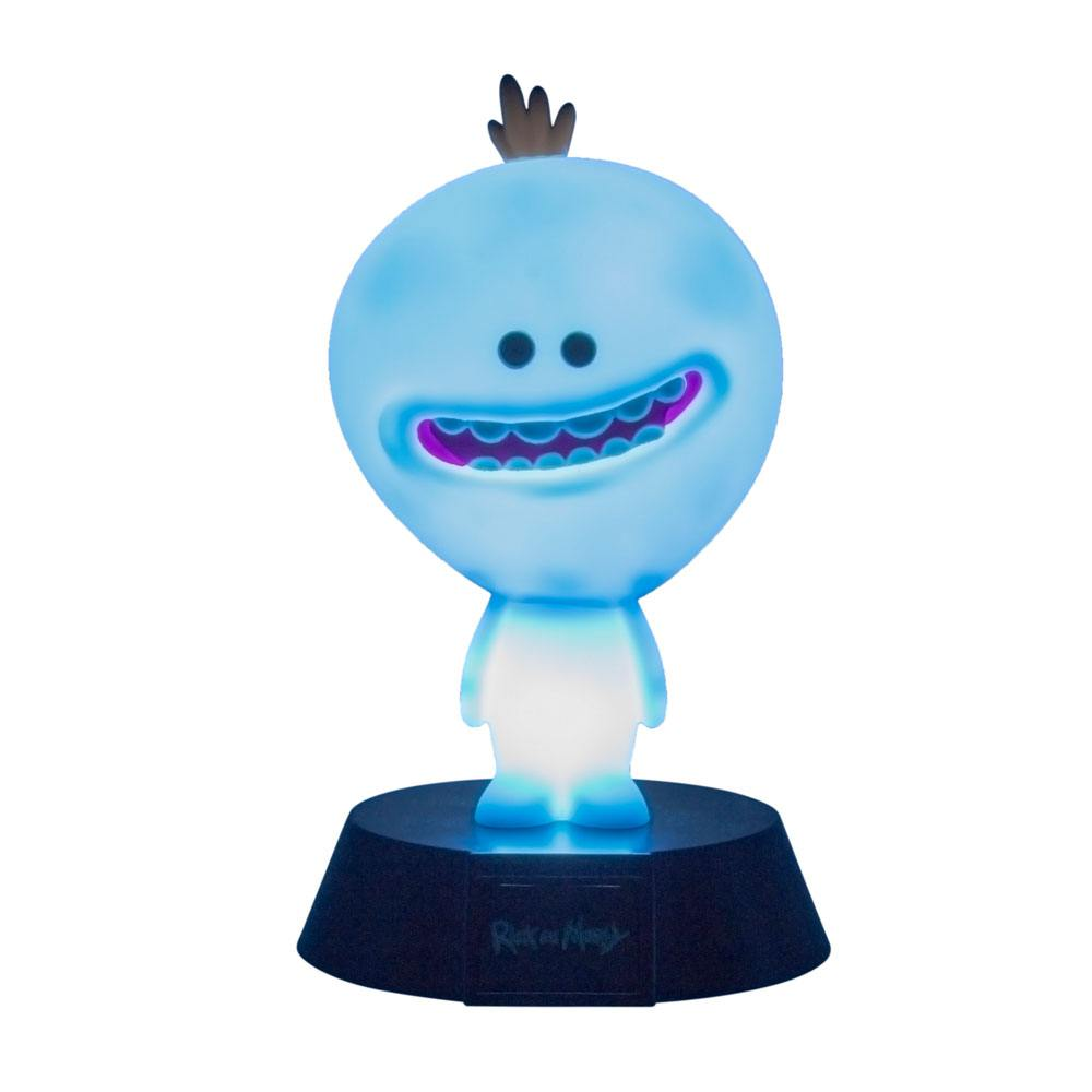 Rick & Morty 3D Icon Light Mr Meeseeks 10 cm
