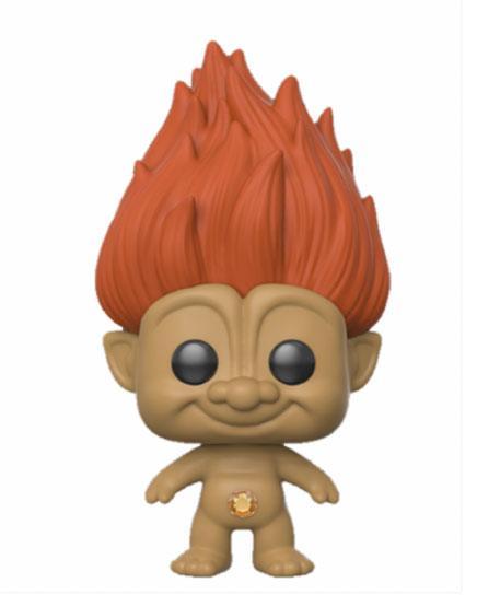 Trolls Classic POP! Trolls Vinyl Figure Orange Troll 9 cm