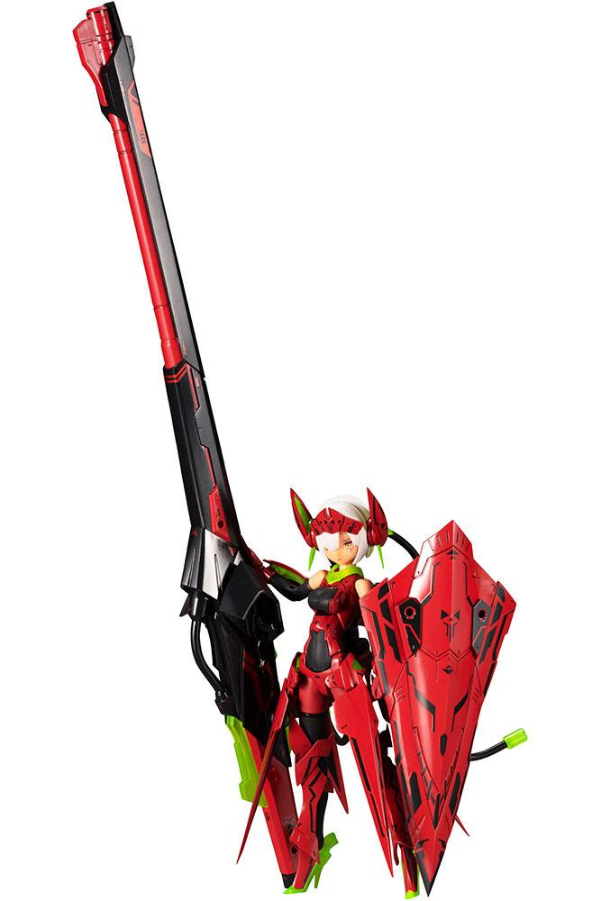 Megami Device Plastic Model Kit 1/1 Bullet Knights Launcher Hell Blaze 14 cm