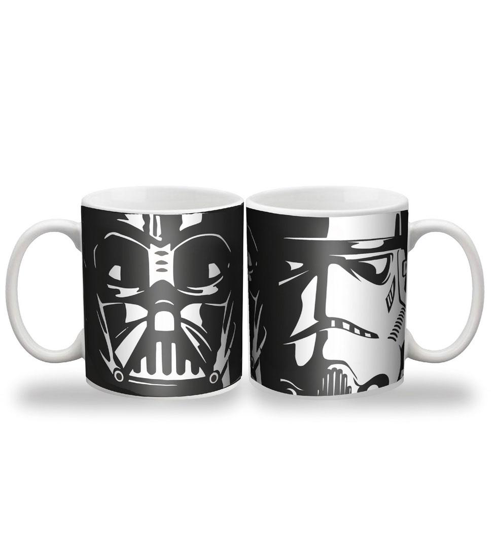 Star Wars XL Mug Stormtrooper & Darth Vader