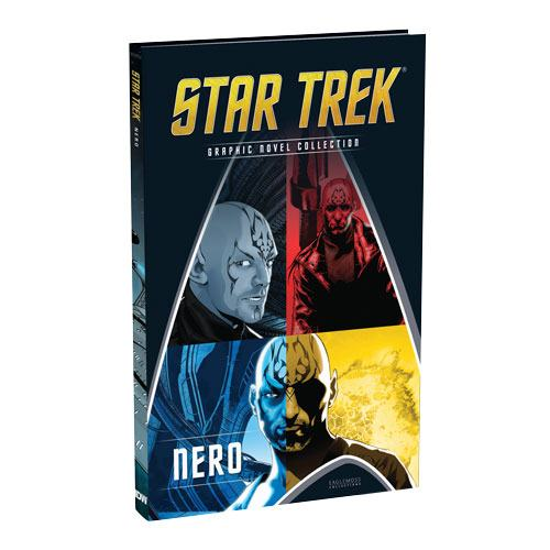 Star Trek Graphic Novel Collection Vol. 6: Nero Case (10) *English Version*