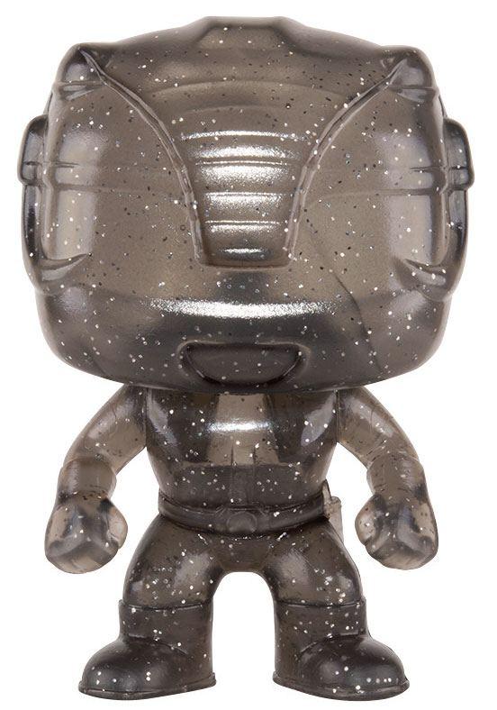 Power Rangers POP! Television Vinyl Figure Black Ranger (Morphing) 9 cm