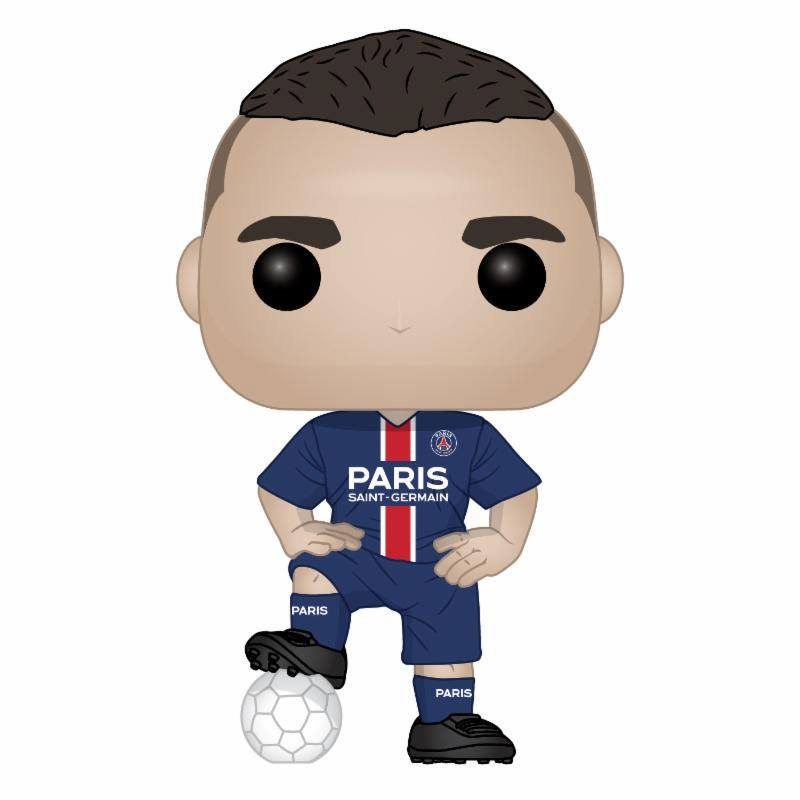 POP! Football Vinyl Figure Marco Veratti (PSG) 9 cm